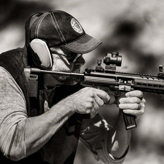 victor marx shooting range