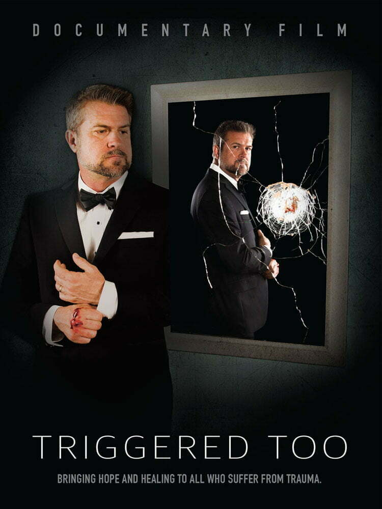 Triggered Too Documentary Film Victor Marx Poster